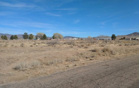 Buildable lot next to Valle Vista Country Club!