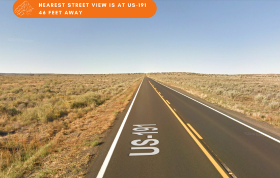 Park your RV on this 1 Acre property in Chambers AZ