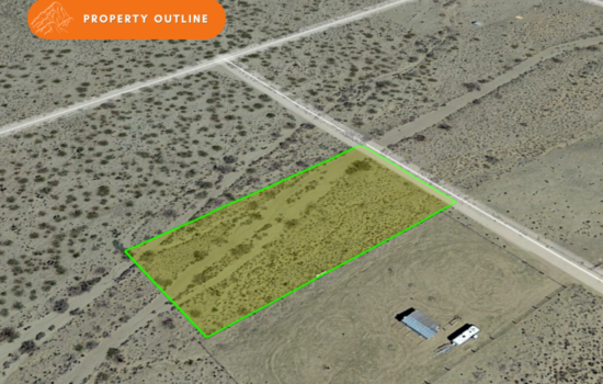 1.25-acre Lot in Dolan Springs, Arizona – Grab this Today!